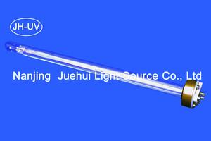 Low pressure UV lamp